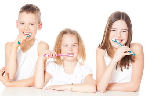Leistungen - Kinderzahnheilkunde