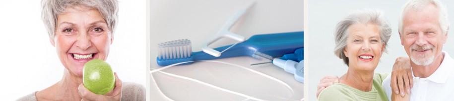 Leistungen - Parodontitisbehandlung